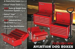 New Snap-on Dog Box Toolboxes