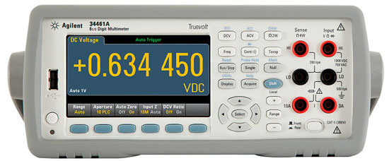 Agilent 34461A Benchtop Multimeter Mini Review
