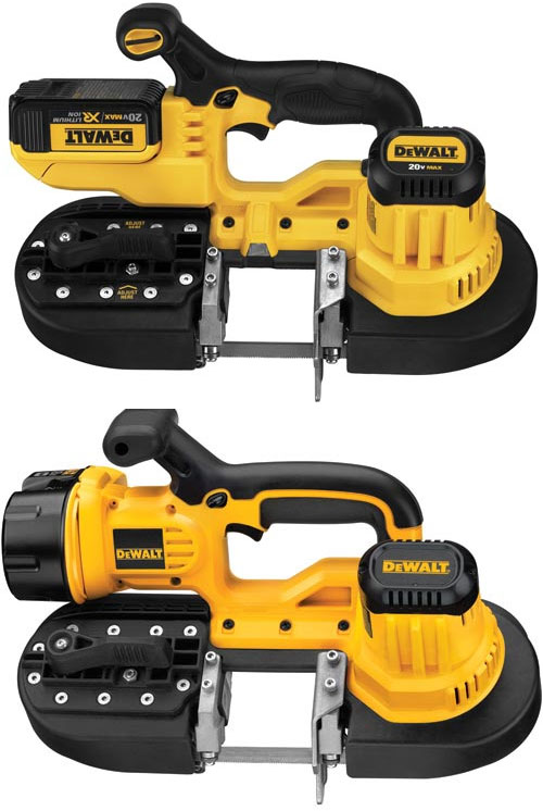 New Dewalt 20v Cordless Band Saw