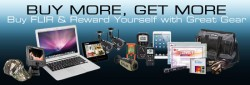 "FLIR ""Buy More Get More"" Free Tools and Gifts Promo"