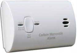 Do You Have a Carbon Monoxide Alarm in Your Home?