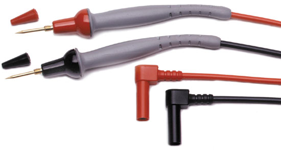Multimeter Test Leads: PVC vs. Silicone Wire Insulation