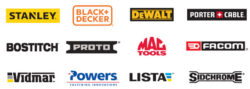 Stanley Black and Decker Tool Brands