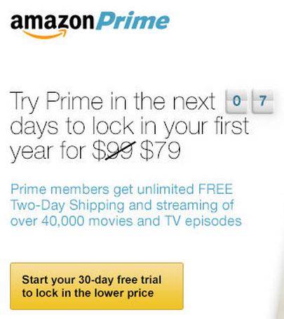 Amazon Prime Price Increase