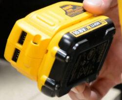 Dewalt 12V XR 2Ah Battery