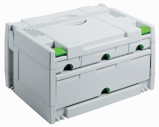 Festool Sortainer 4-Drawer Organizer