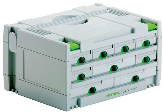 Review: Festool Sortainer Organizers