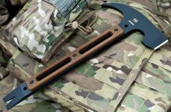 Hardcore Hardware Rhino Tactical Tomahawk Brown