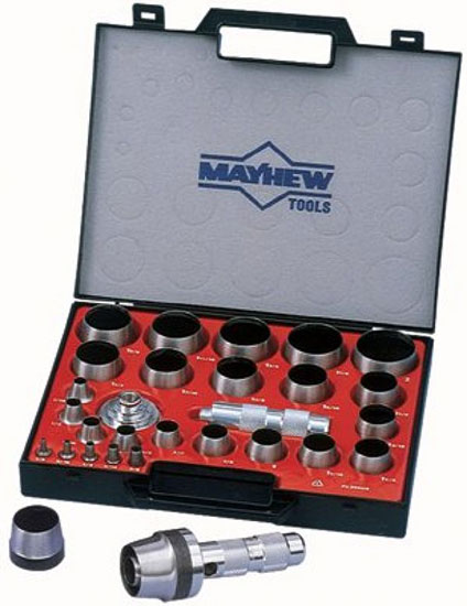 Mayhew Hollow Punch Set