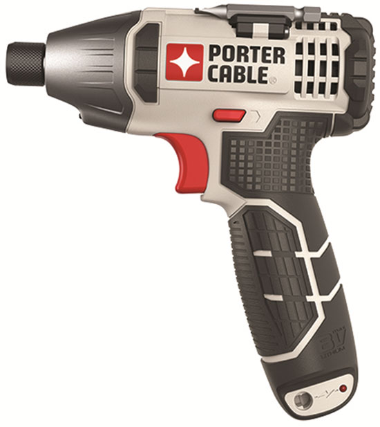 Porter Cable 8V Impact Driver