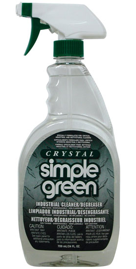 Simple Green Crystal Cleaner and Degreaser