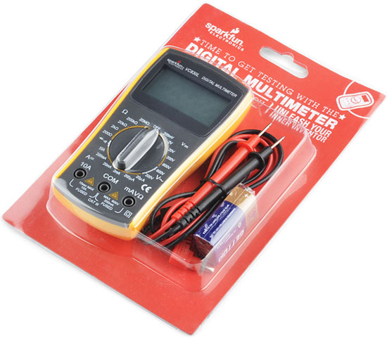 Fluke, SparkFun, and a Crazy Case of Multimeter Trademark Infringement