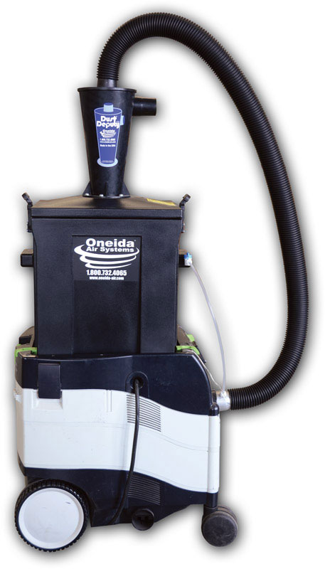 "Oneida ""New and Improved"" Ultimate Dust Deputy that [Hopefully] Won't Damage Your Dust Extractor"