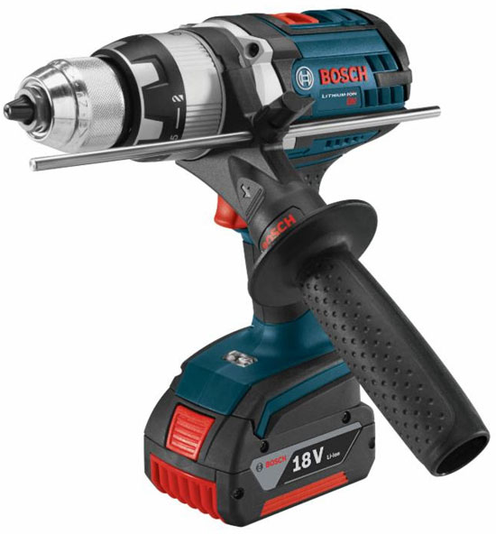 new bosch 18v wrist saving cordless drills. Black Bedroom Furniture Sets. Home Design Ideas
