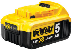 New Dewalt 20V 5.0Ah Battery Pack