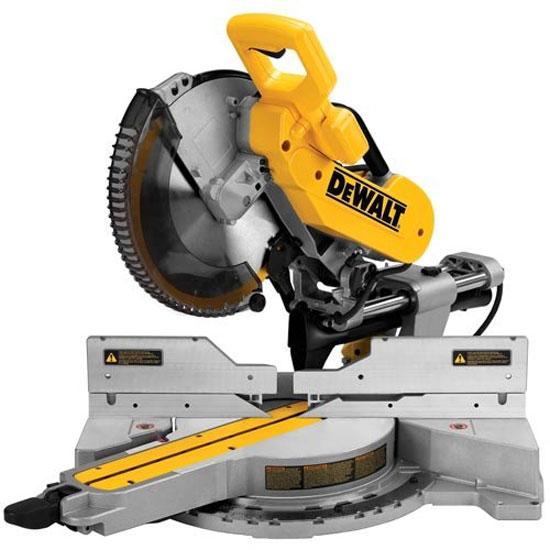 new dewalt dws782 12 u2033 sliding miter saw rh toolguyd com dewalt dw718 miter saw manual Kobalt Miter Saw