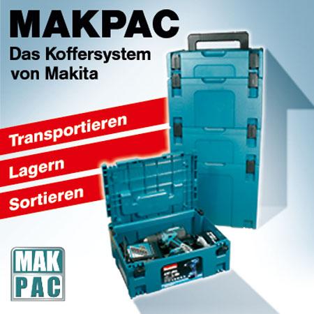 Makita macpak and t-loc holder