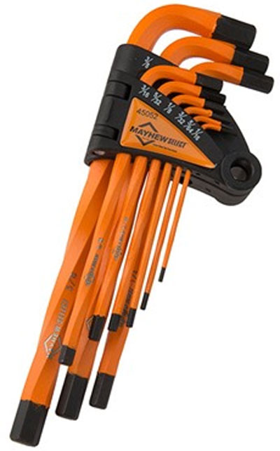 Mayhew Hex Key Sets Sure Are Twisted