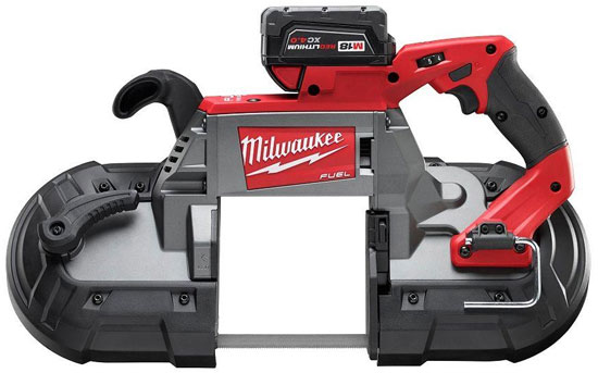 Milwaukee M18 Fuel Brushless Band Saw 2729