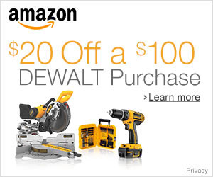 Factory Authorized Outlet is a site that offers DeWALT brand power tools, contractor tools and accessories at a low price. Factory Authorized Outlet caters to the professional DeWALT user by providing top notch power tools for any construction need.
