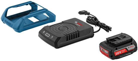Bosch 18V Wireless Charging