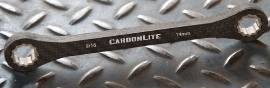CarbonLite Wrench