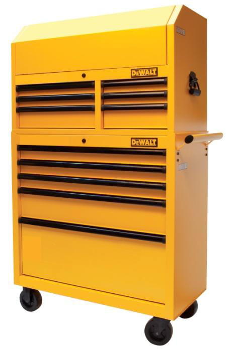 Price Drop: Dewalt 36″ Ball Bearing Tool Chest and Cabinet Deals