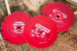 Diablo 10″ Table Saw and Miter Saw Blade Reviews