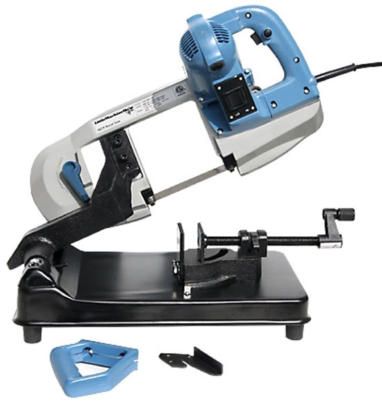 New Little Machine Shop Portable and Benchtop Band Saw