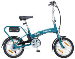 Makita 18V LXT Cordless… Folding Bicycle