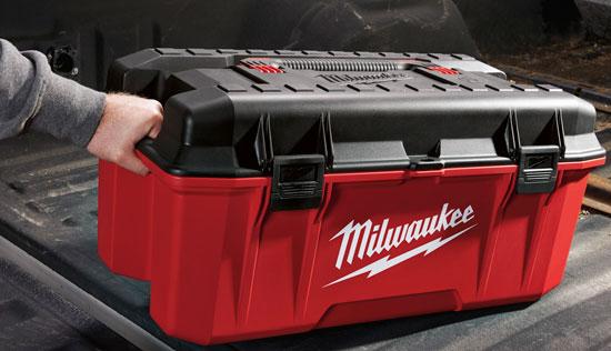 New Milwaukee Tool Box