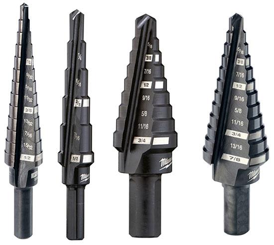 Milwaukee Electric Tool 48-89-9201 Step Drill Bit No 1