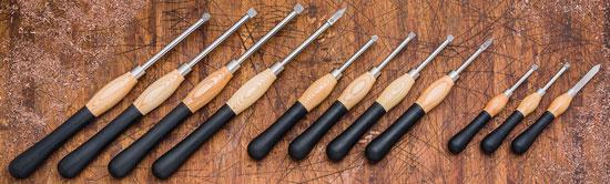 Rockler Carbide Insert Lathe Turning Tools