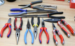 ToolGuyd Long Nose Pliers Collection