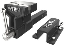 "New Wilton ""All Terrain"" Vise Attaches to Your Truck or Bench"
