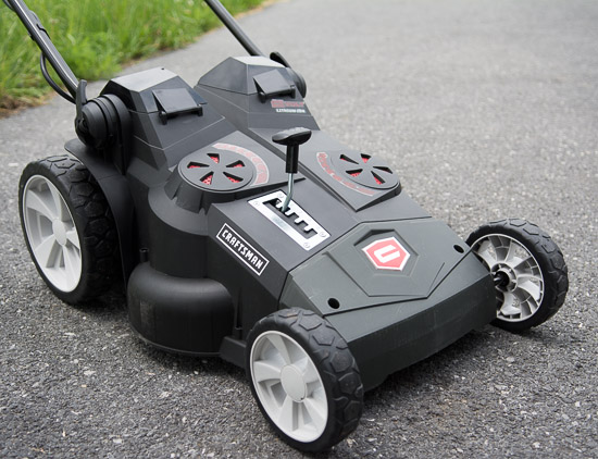 Craftsman 40v Cordless Lawn Mower Review