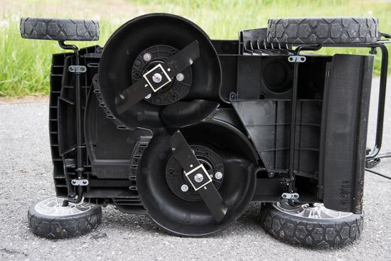 Craftsman 40v mower underbody blades