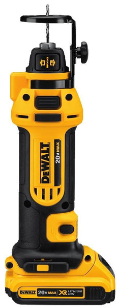 New Dewalt 20v Cordless Drywall Cut Out Tool
