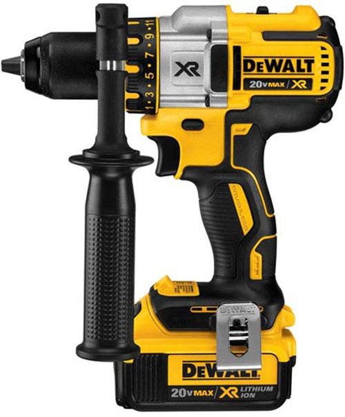 Dewalt DCD990 Brushless Drill