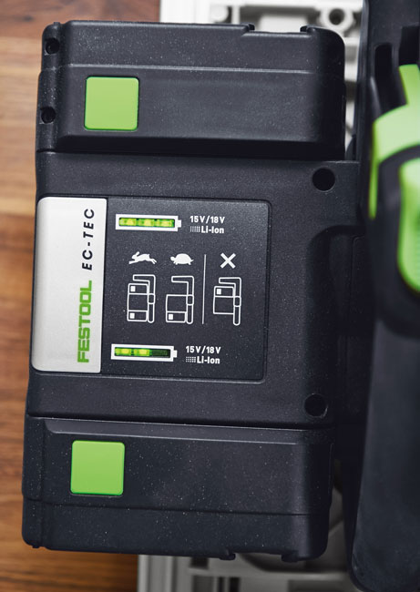 Festool TSC 55 Cordless Saw Battery Packs