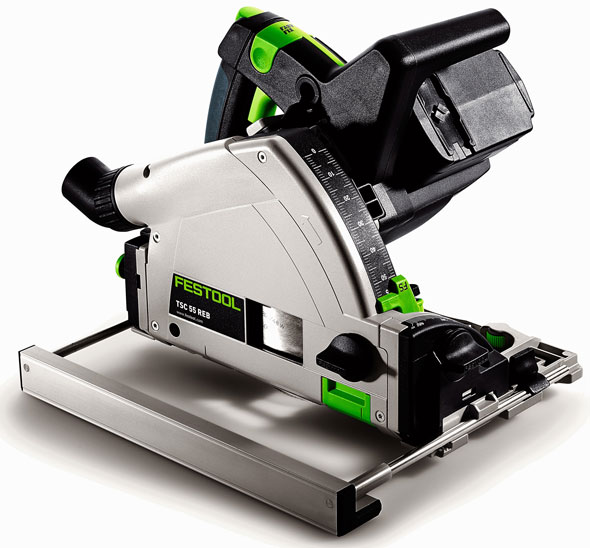 Festool TSC 55 Cordless Saw Edge Guide