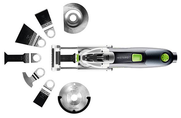 Festool Vecturo Oscillating Tool System