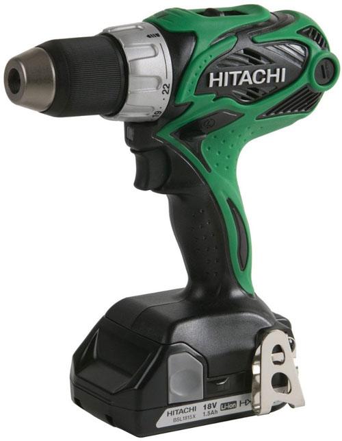 Hitachi 18V Drill DS18DSAL