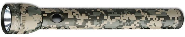 maglite camouflage led