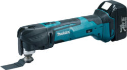 New Makita Cordless Oscillating Multi-Tool with Tool-Free Blade Change