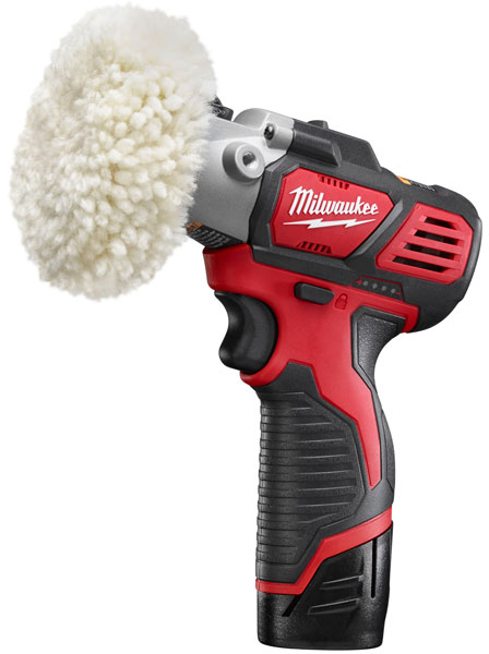 Milwaukee M12 Polisher 2438-22