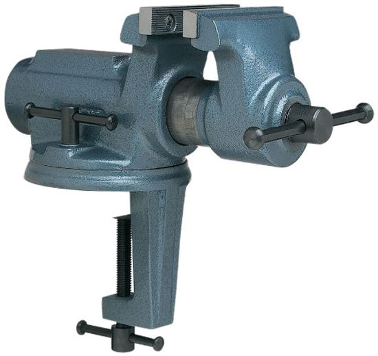 What Is A Bench Vise Used For: Wilton Super-Junior Clamp-On Vise