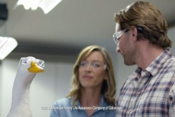 Aflac Duck DIY Commerical
