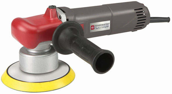 chicago electric dual action polisher