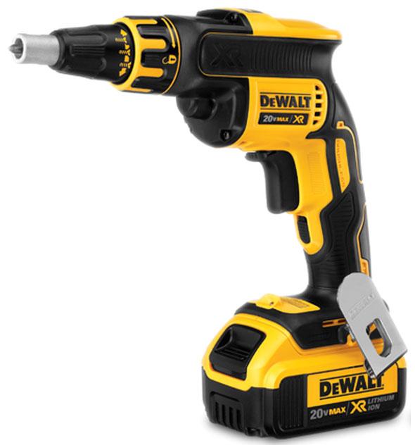 Dewalt 20V Brushless Drywall Screwgun